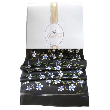 f11d559b1 (1) Our silk scarves last years instead of days, which is the case with a  bouquet of flowers or fruit. Plus every time she wears your silk scarf gift,  ...