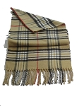 Bayberry Plaid Unisex Scarf