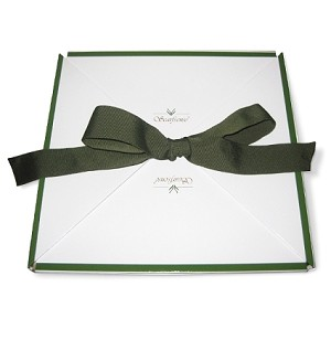 Gift Box & Grosgrain Ribbon